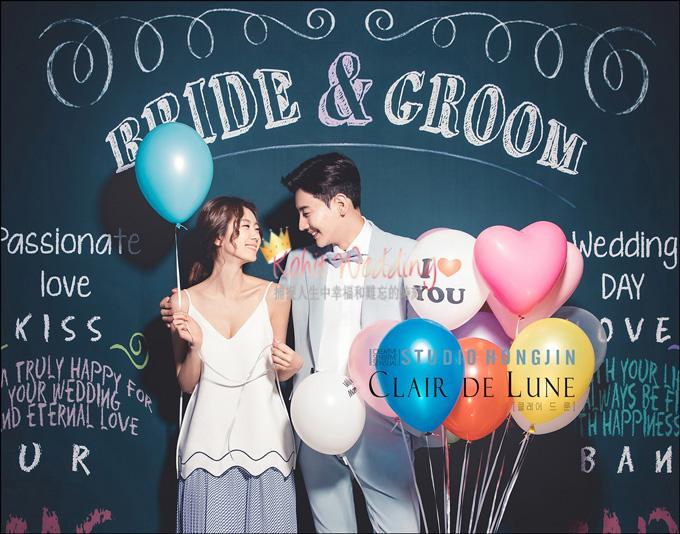 Flower Moon- Kohit Wedding korea prewedding 24