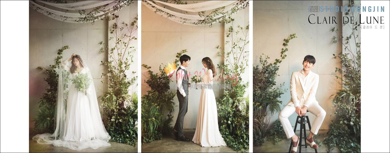 Flower Moon- Kohit Wedding korea prewedding 29