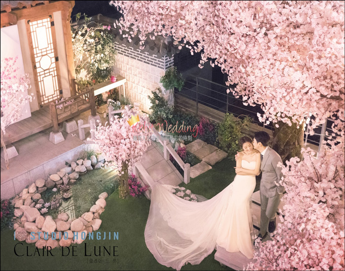 Flower Moon- Kohit Wedding korea prewedding 39