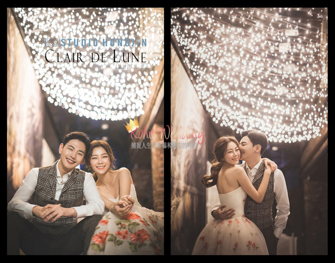 Flower Moon- Kohit Wedding korea prewedding 41