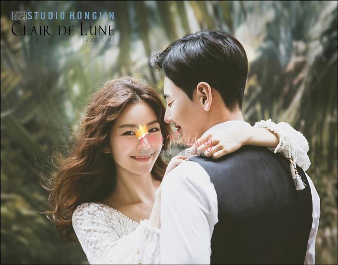 Flower Moon- Kohit Wedding korea prewedding 42