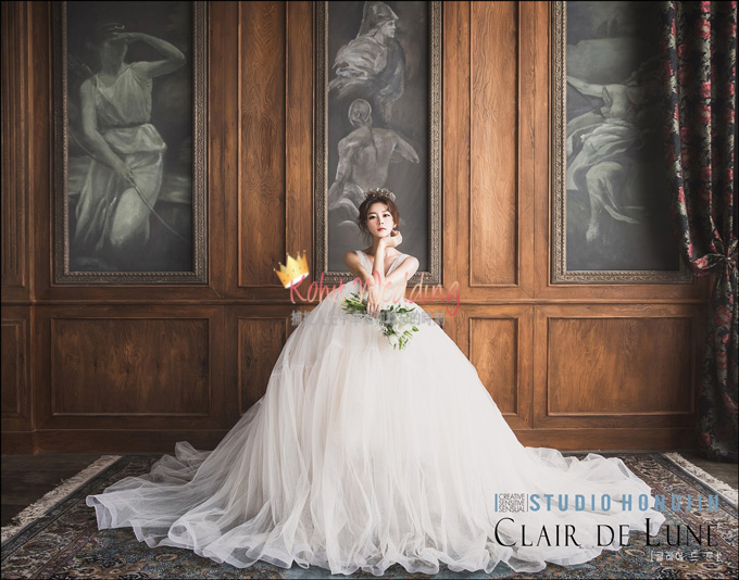 Flower Moon- Kohit Wedding korea prewedding 46