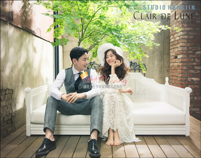 Flower Moon- Kohit Wedding korea prewedding 48