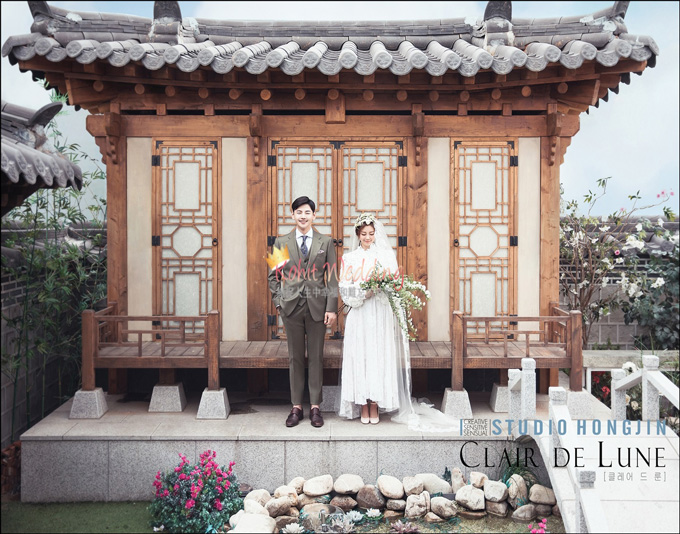 Flower Moon- Kohit Wedding korea prewedding 55