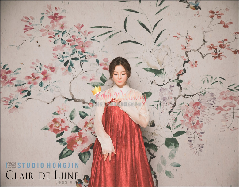 Flower Moon- Kohit Wedding korea prewedding 58