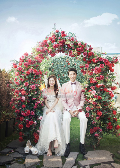 May Studio Korea Pre Wedding Kohit Wedding 35