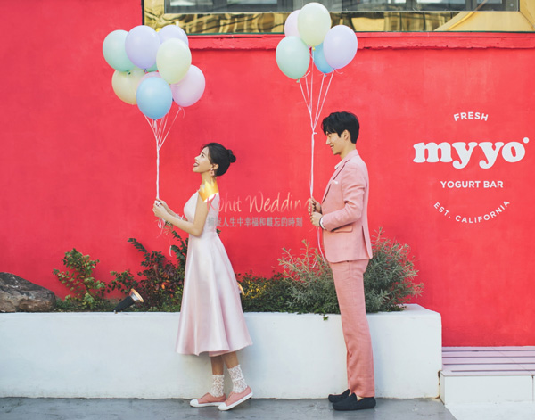 May Studio Korea Pre Wedding Kohit Wedding 37
