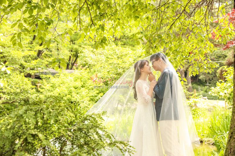 Korea pre wedding- Nadri Studio