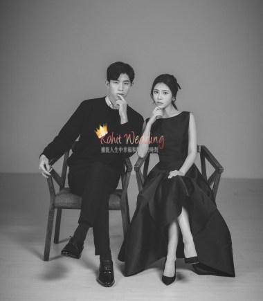 Korea wedding photos