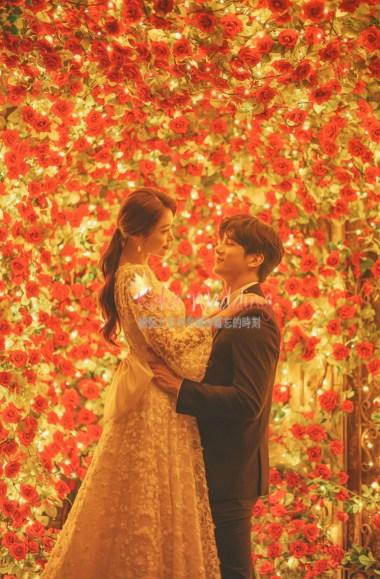 The Face Korea Pre wedding photoshoot