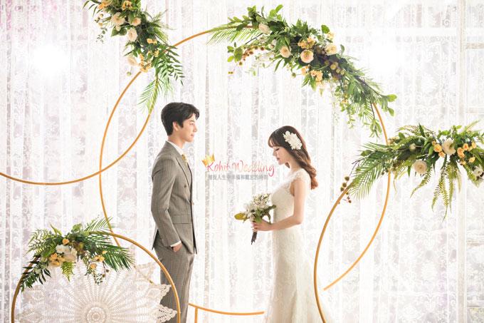 Kohit wedding prewedding in Korea - Nadri studio 1
