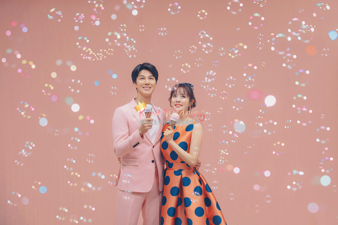 Kohit wedding prewedding in Korea - Nadri studio 28