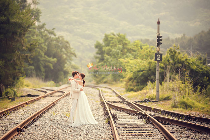 Kohit wedding prewedding in Korea - Nadri studio 53