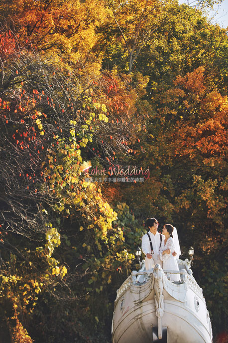 The castle yongma- Kohit wedding korea pre wedding 27