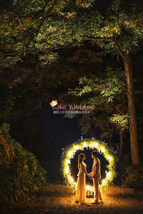The castle yongma- Kohit wedding korea pre wedding 39