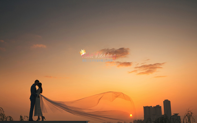 The castle yongma- Kohit wedding korea pre wedding 8