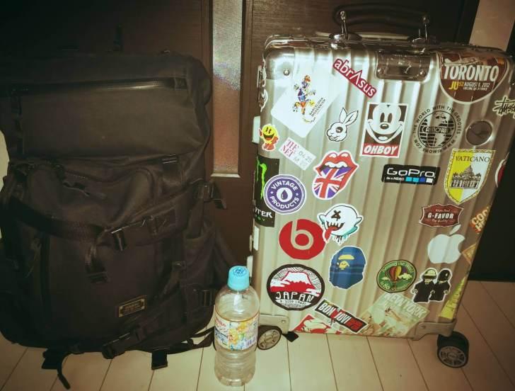 海外旅行 荷物 バックパック RIMOWA