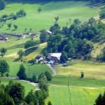 Blick vom Harnischwald