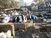 Wäscherei Mumbai (Bombay)