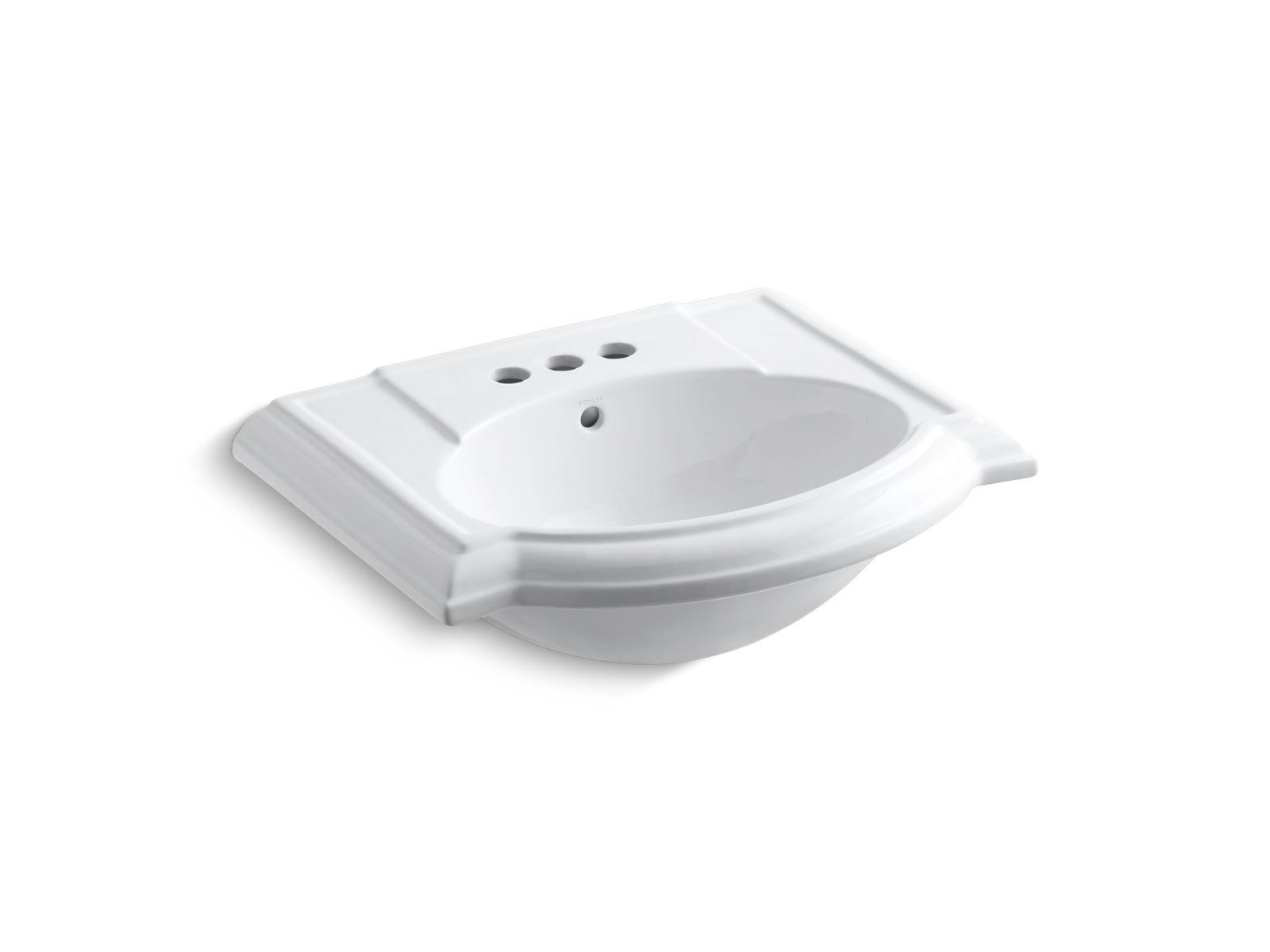 k 2287 4 devonshire sink basin with 4 inch centers kohler
