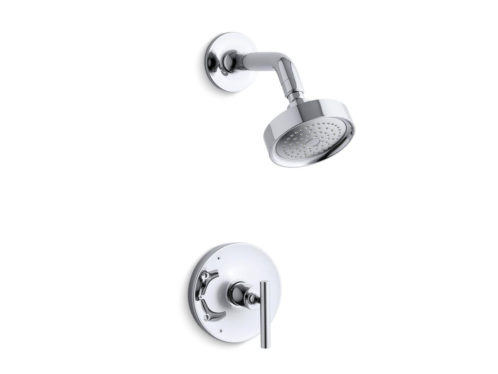k ts14422 4 purist shower trim 2 5 gpm kohler