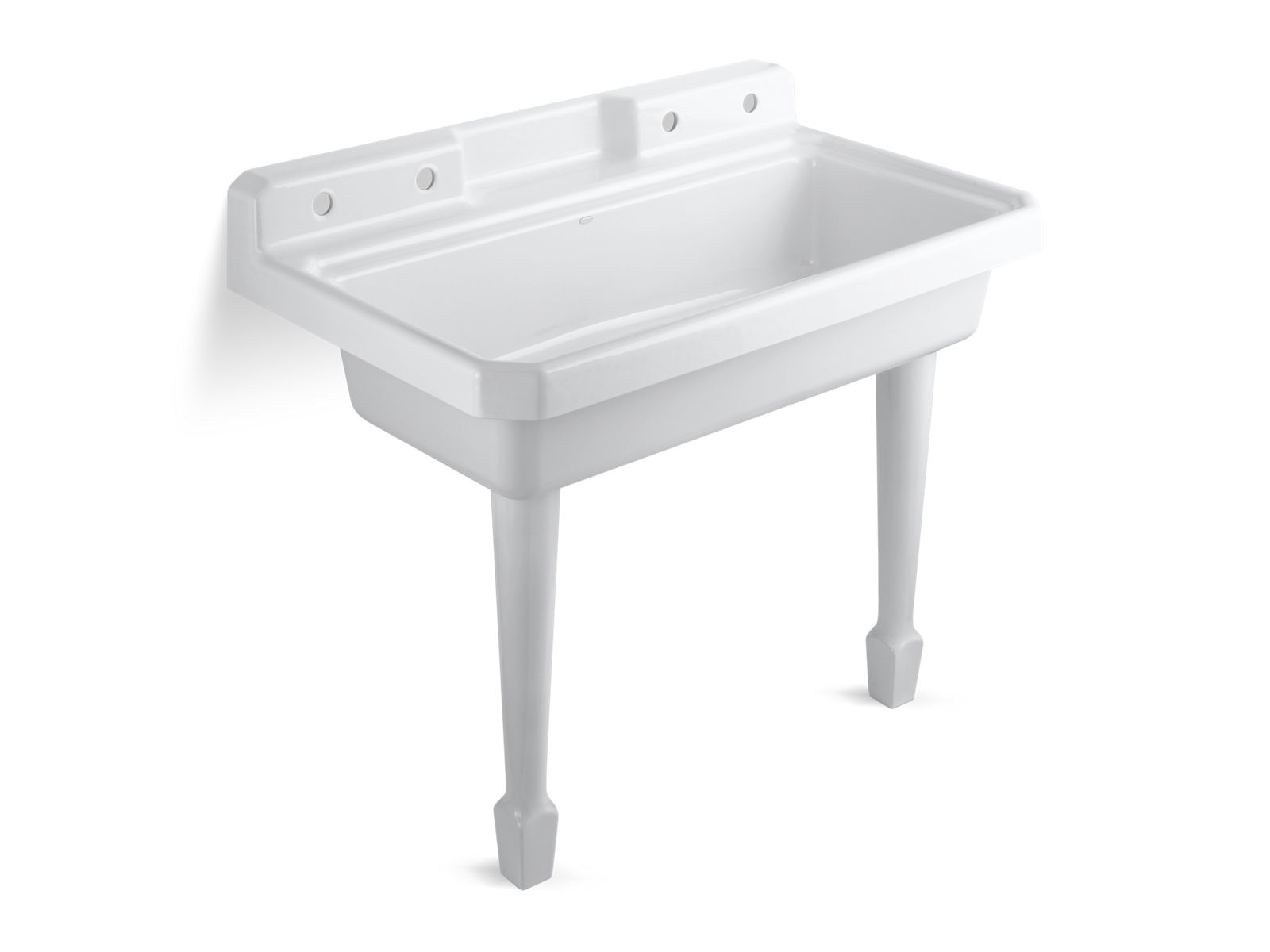k 6607 4 harborview utility sink with
