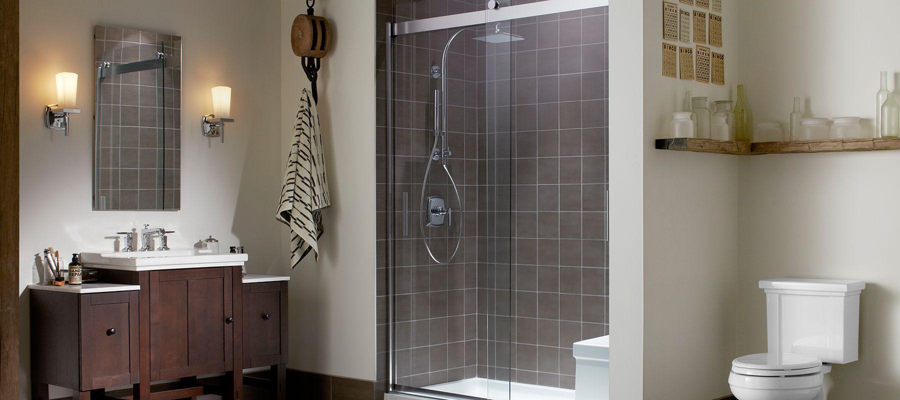 Shower Doors Showering Bathroom Kohler