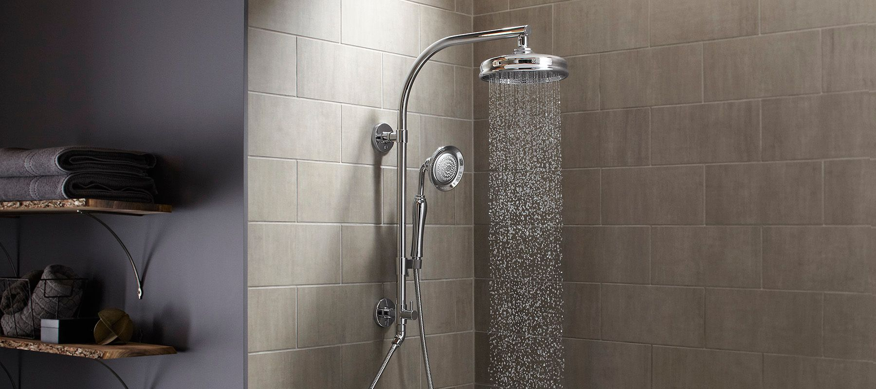 Shower Packages Showering Bathroom Kohler