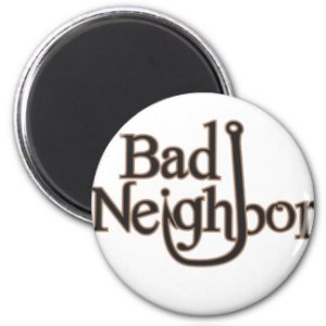#CONDITIONSERIOUSHAI- My encounters with the Neighbour Aunt
