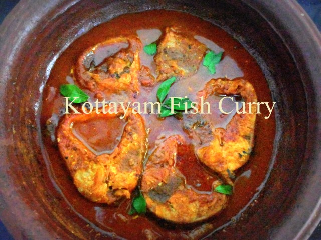 #KottayamFishCurry follow me @taleoftwotomatoes