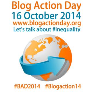 Say No to Inequality #Inequality  #BAD2014