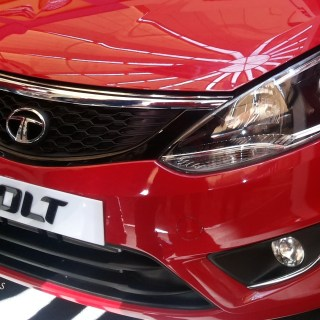 TATA BOLT- The Bleeding Edge!