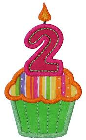 Happy Birthday, Blog! You're Two!
