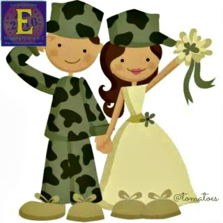 Eight Questions Never to Ask an Army Wife #AtoZChallenge