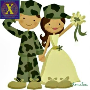 The X-factor: Army Wives #AtoZChallenge