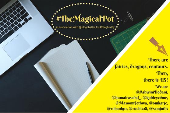 #TheMagicalPot