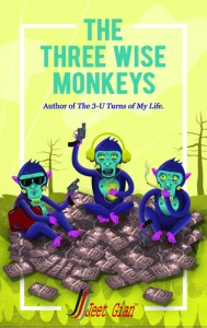 The Three Wise Monkeys #BookReview