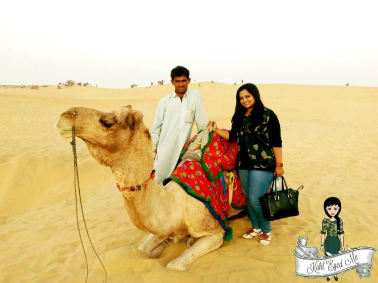 Jaisalmer Camel Safari - Camel Ride - Rajasthan - Sam Sand Dunes - Tours and Packages