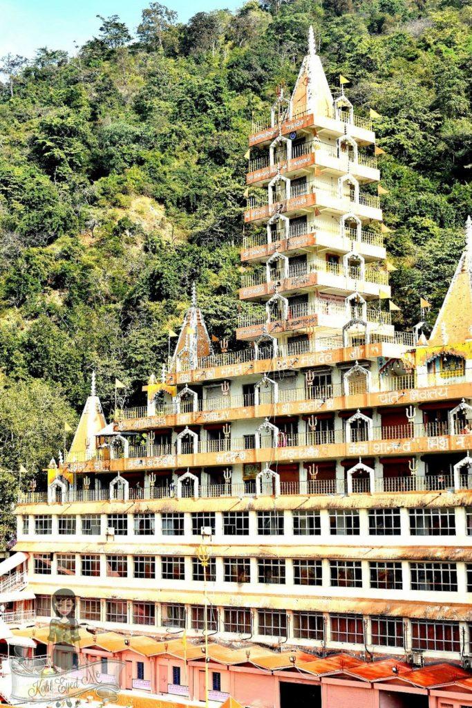 Trayambakeshwar Temple Rishikesh Lakshman Jhula - trimbakeshwar Rishikesh