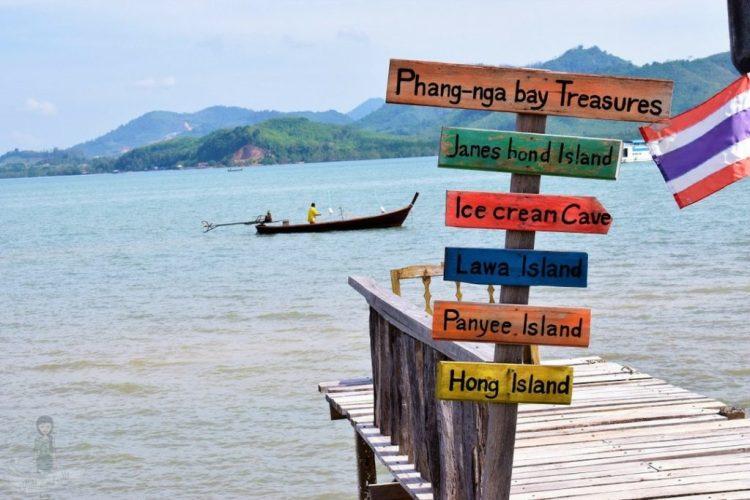James Bond Island Tour Itinerary