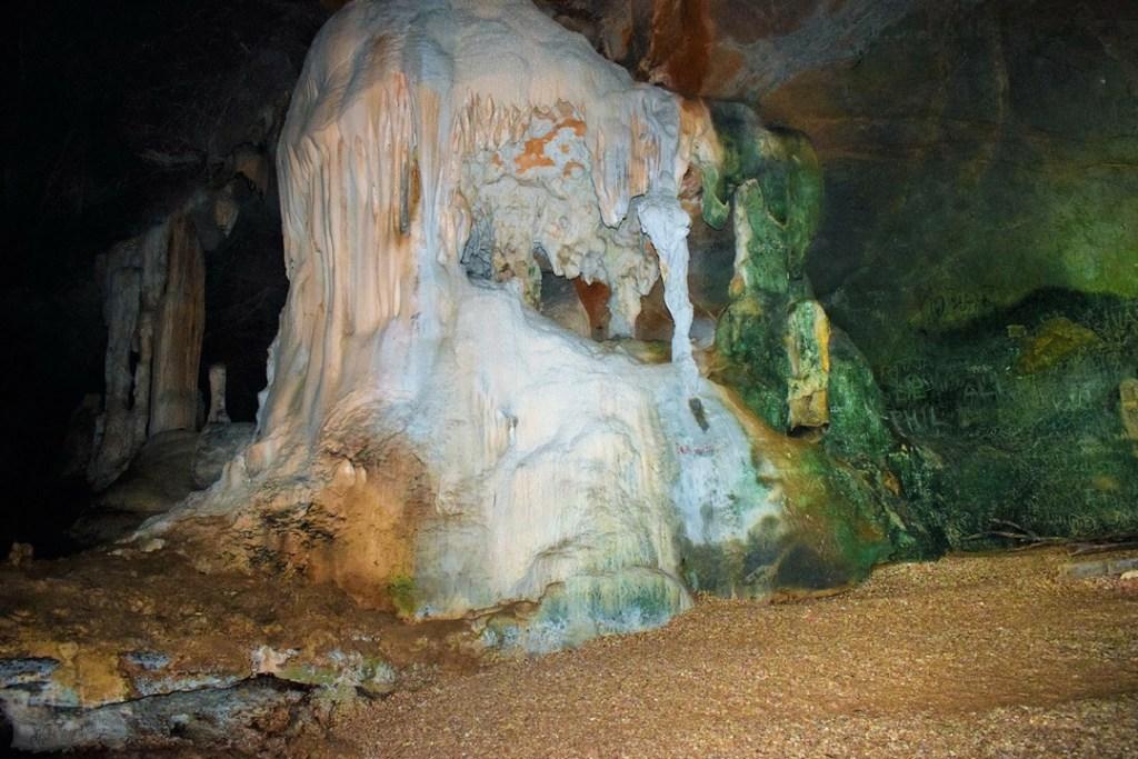 Ice cream Cave - Stalactites - Stalagmites