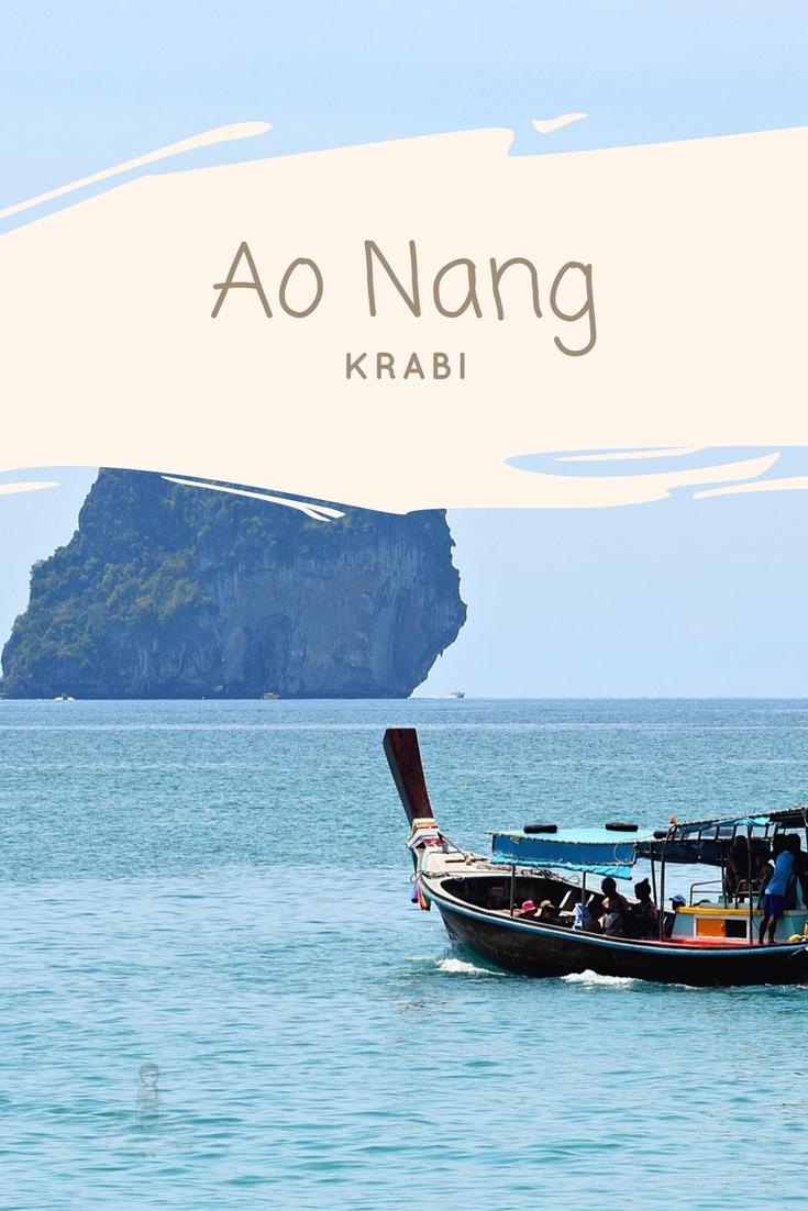 Ao Nang Krabi Pin