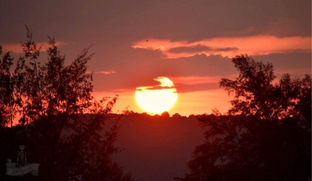 Ao Nang Sunset - Krabi Sunset Images