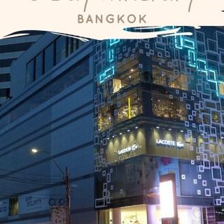 Xploring Bangkok : A Love Letter