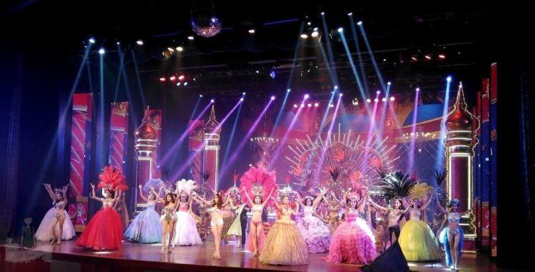 Simon Cabaret Show Ladyboys - Review - Dress -Tickets