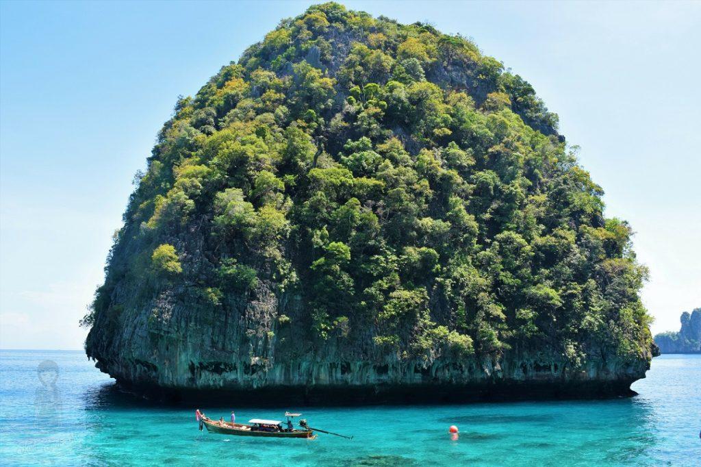 Loh Samah Bay Phi Phi Islands Thailand