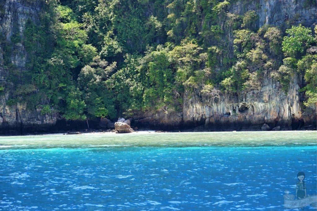 Maya Bay Phi Phi Islands Thailand Images