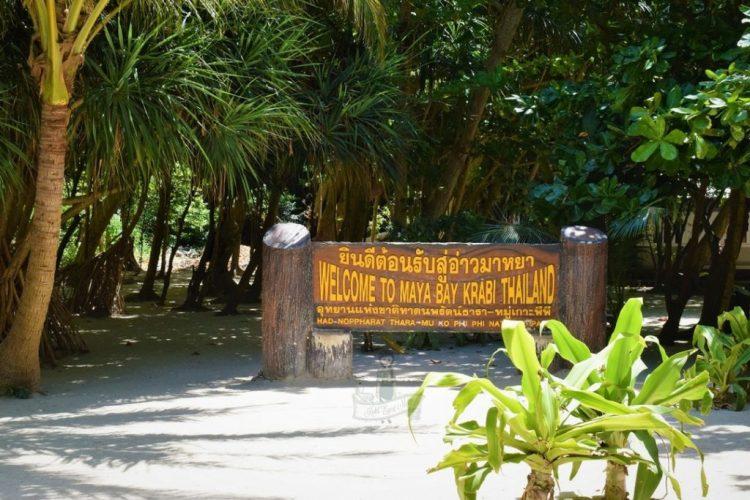 Maya Bay National Park