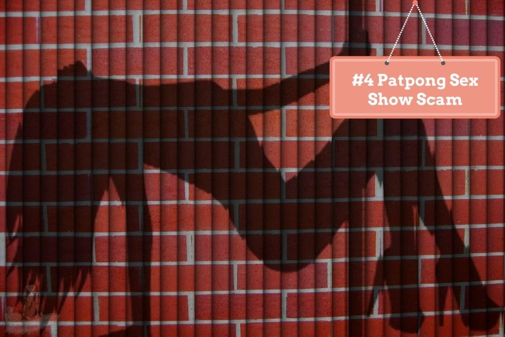 Patpong Sex Show Scam - Ping pong scam Bangkok