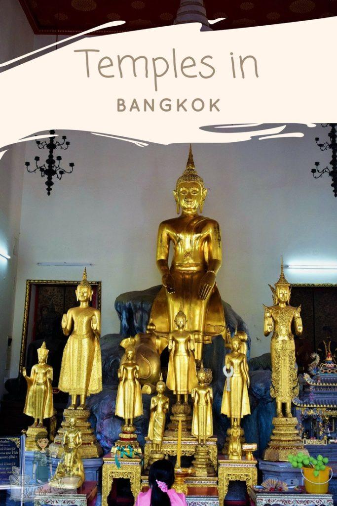 Temples in Bangkok Pinterest